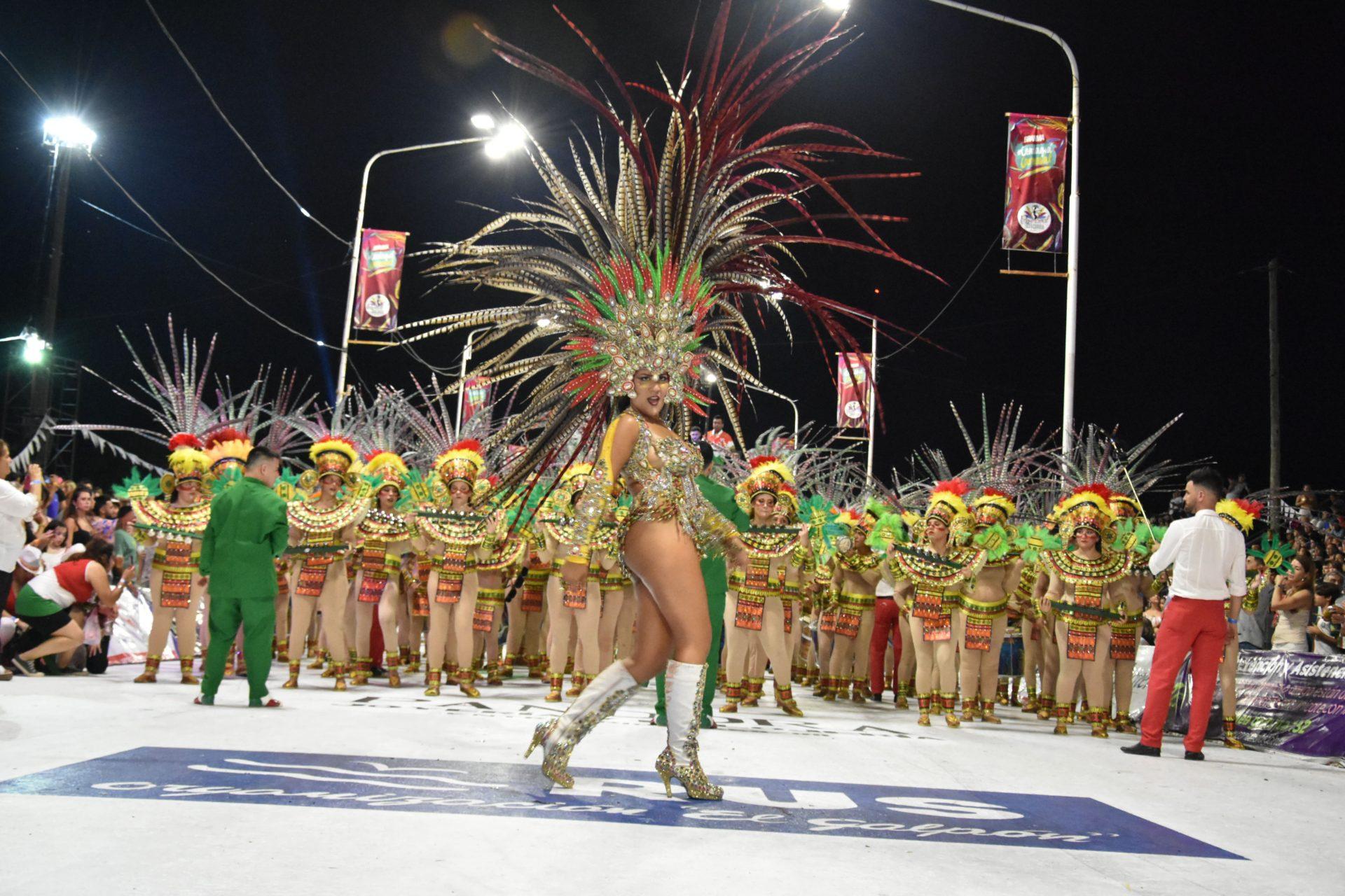 Fin de semana turístico en Concordia: La ciudad de todos los carnavales