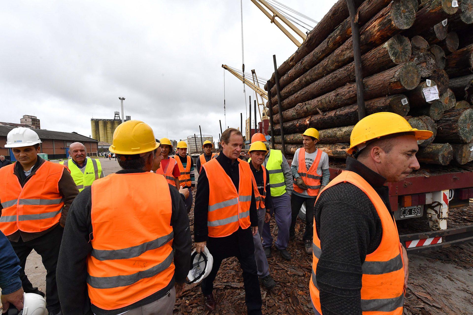 Los puertos entrerrianos prevén un volumen histórico de exportación en 2019