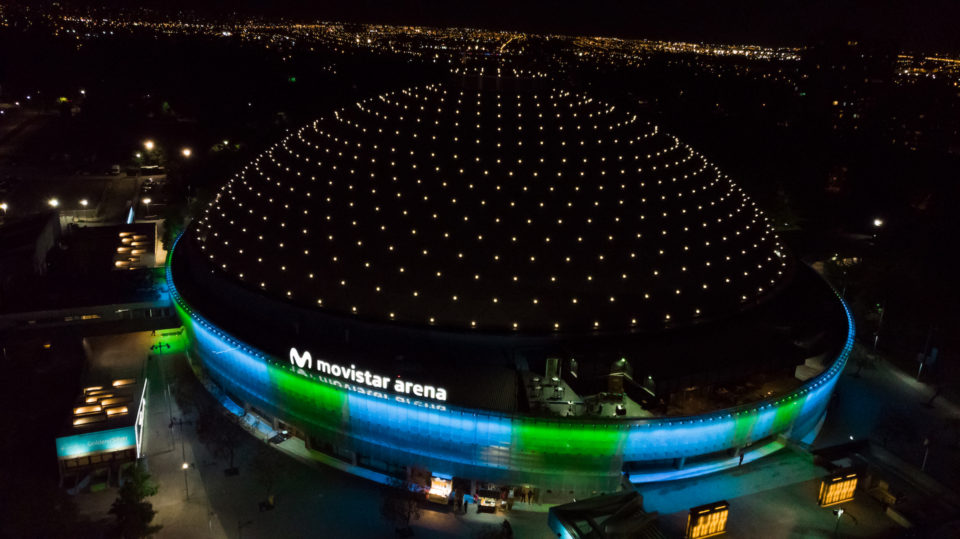 Movistar Arena Chile